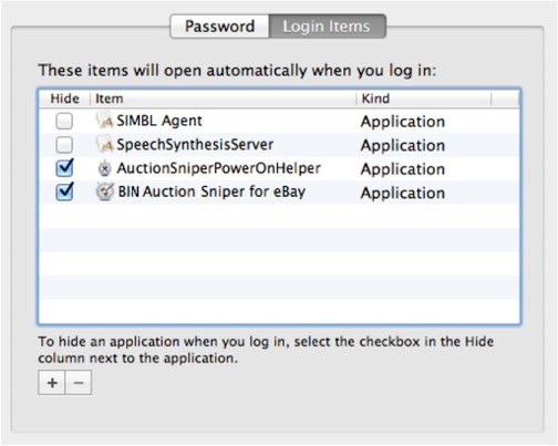 Buy It Now Mac Auction Sniper For Ebay W Sniping Watchlist Osx App
